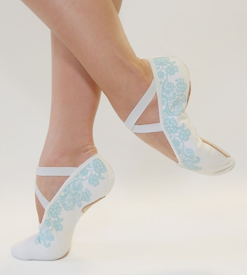 White Ballet Shoes Uk